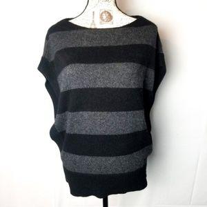 Vince Boatneck Oversize Sweater Wool Alpaca Blend